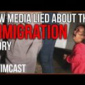 The Immigration Story Was Lie and the Media Doubled Down