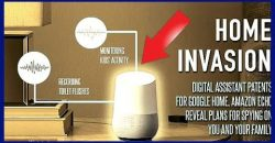 Amazon's Alexa ECHO DOT Installed CAMPUS WIDE - The ORWELLIAN NIGHTMARE Is Here!