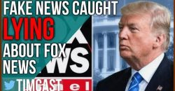 Mainstream News Caught LYING About Trump and Fox News