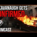 Calls For Militant Escalation If Kavanaugh Is Confirmed