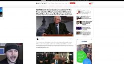 Bernie Sanders OUTRAGED By The Rich But Is A Millionaire