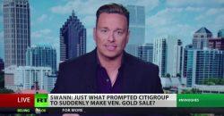 BREAKING: Citigroup Sells $1 Billion Venezuelan Gold, To ReCoup Loan