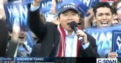 """Andrew Yang """"I'm Polling At 3% Nationwide As Of Today!"""""""