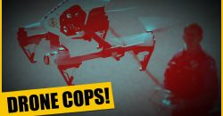 ATTENTION Police Drones Already Fully Operational In US!