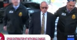 Opioid Distribution Company CEO Charged With Drug Trafficking!