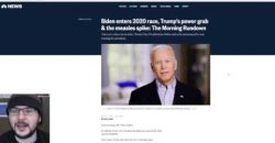 "Joe Biden ""Woke"" Play ALREADY BACKFIRING Over Past Racist Statements"