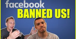 Banned On Facebook And We Didn't Even Know It!