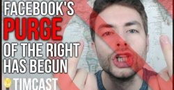Facebook's Conservative PURGE Coordinated With Media Outlets, PJW, Loomer Banned