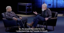 Kanye West Is Back! Talks To Letterman About Trump, Liberals & America.