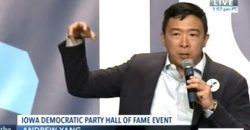 "Andrew Yang ""Amazon Is Like A Giant Vacuum Sucking Up $20 Billion Dollars Out Of YOUR Communities!"""