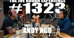 Joe Rogan Experience #1323 - Andy Ngo