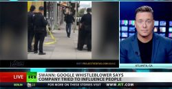 """Google Immunity Must Be Revoked,  Whistleblower Proves They're """"Highly Biased Political Machine"""""""