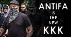 Antifa is The New KKK