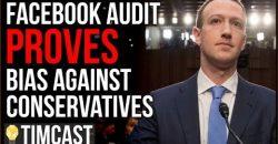 Facebook Audit Proves Bias Against Conservatives, Company Makes Changes
