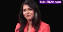 Tulsi Gabbard Says THE C.I.A. MUST BE HELD ACCOUNTABLE FOR ARMING THE ENEMIES OF THE UNITED STATES!