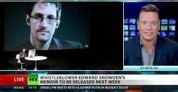 Snowden Betrayed Government, Not the People Being Surveilled By Government